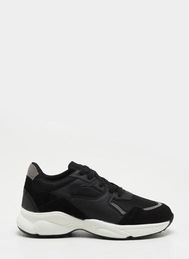 F By Fabrika F By Fabrika Casey Çok Renkli Kadın Sneaker Siyah